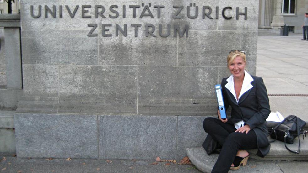 Silke Fritzsche ist Expertin in vielen Gebieten