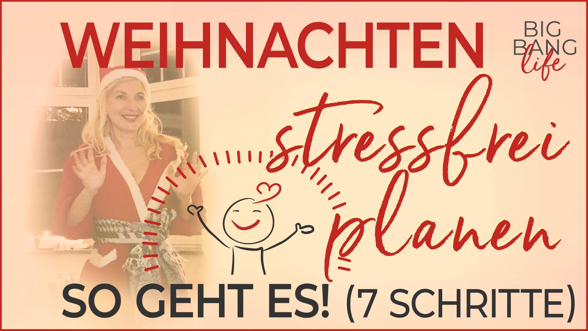 Weihnachten stress-frei